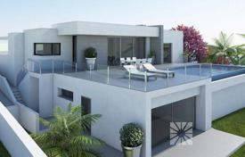 Off-plan property for sale in Spain. Villa in Benitachell, Costa Blanca