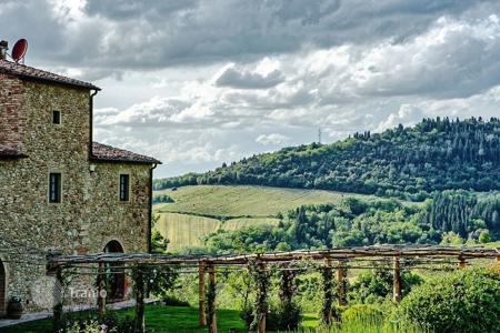 Villas and houses to rent in Tuscany. Villa – Tavarnelle Val di Pesa, Tuscany, Italy