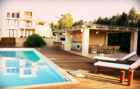 Furnished villa with panoramic views, a garden and a parking, Pylea, Greece for 2,000,000 €