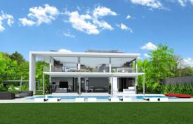 Luxury 5 bedroom houses for sale in Cannes. Cannes Californie — Panoramic Sea View