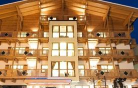 Penthouses for sale in Austrian Alps. Furnished penthouses in the center of Saalbach