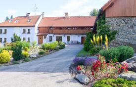 Property for sale in South Bohemian Region. Family homestead for a sale near Lipno in South Bohemia