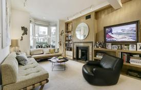 Houses for sale in London. Magnificent four-storey mansion in Chelsea, London