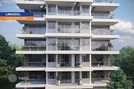 Penthouses for sale in Limassol. Three Bedroom Top Floor Apartment