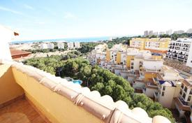 Coastal penthouses for sale in Spain. Two-level penthouse 800 meters from the beach in Dehesa de Campoamor, Alicante, Spain