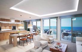 New homes for sale in Balearic Islands. Unique residential complex with gardens, swimming pools and sea views, Mallorca, Spain
