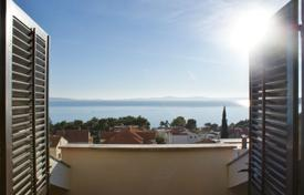 Duplex apartment with balconies, a garden, a barbecue and a sea view, Split, Croatia for 775,000 €