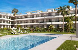 Wonderful apartment in a new residence 550 m from the beach, Estepona, Andalusia, Spain for 376,000 €