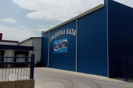 Industrial real estate for sale in Europe. Warehouse – Bozhurets, Dobrich Region, Bulgaria