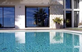 Luxury 5 bedroom houses for sale in Villefranche-sur-Mer. Modern sea view villa with garden and swimming pool, in Villefranche-sur-Mer, Cote d`Azur, France