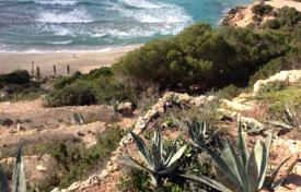 Development land for sale in Ibiza. Urban frontline land on sale in Cala Tarida, Ibiza, close to all amenities. Fantastic oportunity