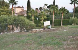 Large plot with a sea view in a prestigious residential complex, Sotogrande, Spain for 312,000 €