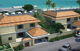 Off-plan property for sale overseas. Luxury villa with 3 bedrooms and sea views