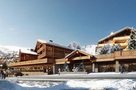 Luxury 4 bedroom apartments for sale in Central Europe. New home – Bagnes, Verbier, Valais, Switzerland