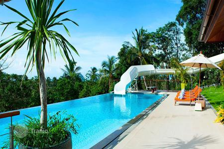 Villas and houses for rent with swimming pools in Thailand. Villa – Ko Samui, Surat Thani, Thailand