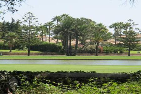 Development land for sale in Buron. FRONTLINE GOLF PLOT WITH LAKE VIEWS