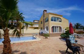6 bedroom houses for sale in Calpe. Villa – Calpe, Valencia, Spain