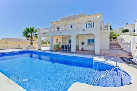 6 bedroom houses for sale in Benitachell. Villa – Benitachell, Valencia, Spain