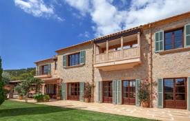 Exquisite stone villa with stunning views in Camp de Mar, Mallorca, Spain for 7,900,000 €