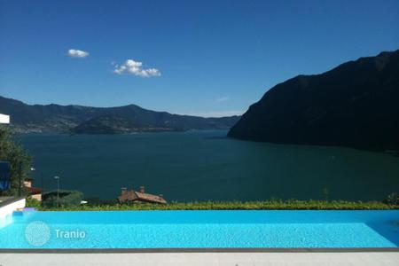 Houses with pools for sale in Lombardy. Villa – Iseo Lake, Lombardy, Italy