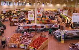 Property for sale in Lower Saxony. Supermarket, Lower Saxony, Germany