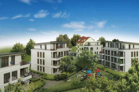 Commercial property for sale in Germany. Commercial apartments with different layouts, with a balcony, a terrace or a garden, in a residence under construction, Ransdorf, Berlin