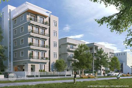 Property for sale in Israel. Boutique TLV project on Rothschild Ave