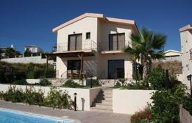 3 bedroom houses for sale in Limassol. New Detached Villa, Panoramic Sea Views — Pissouri