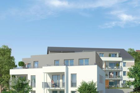 New homes for sale in Wiesbaden. Four rooms apartment with terrace and own garden in Wiesbaden