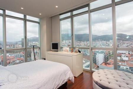 Apartments for sale in Basque Country. Cosy apartment with mountains view, Bilbao, Spain