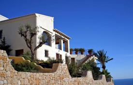 Off-plan houses for sale in Southern Europe. Villa in Benitachell, Costa Blanca