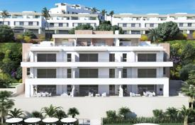 New apartment with a terrace and a parking in a residential complex with golf courses, a garden and a swimming pool, Mijas, Spain for 329,000 €