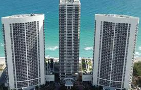 Two-bedroom apartment on the first line of the ocean in Hallandale Beach, Florida, USA for $770,000