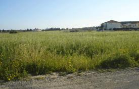 Development land for sale in Oroklini. Building Plot