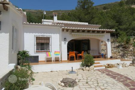 Cheap 2 bedroom apartments for sale in Benitachell. Bungalow of 2 bedrooms in Benitachell