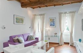 Residential for sale in Lazio. Profitable apartment with three bedrooms and a tourist license in a beautiful area of Rome — Trastevere. Rental income of 5%.