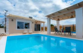 3 bedroom villas and houses to rent in Corfu. Villa – Corfu, Administration of the Peloponnese, Western Greece and the Ionian Islands, Greece