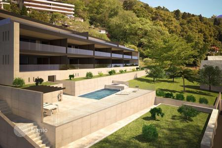Luxury 2 bedroom apartments for sale in Central Europe. New home – Minusio, Ticino, Switzerland