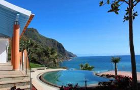 Houses for sale in Madeira. Front line Ocean View Villa in Calheta, Madeira