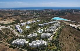 Apartments for sale in Casares. Spectacular new development of 2 and 3 bedroom apartments in Casares with the first Crystal Lagoon of its type in Europe
