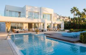 Luxury residential for rent in Costa del Sol. Villa Clemente, Golden Mile, Marbella