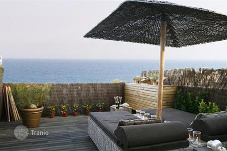 3 bedroom apartments for sale in Costa del Garraf. Duplex with terrace in Casas del Mar, Sitges