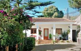 Property for sale in Gran Canaria. Terraced house – Santa Brígida, Canary Islands, Spain