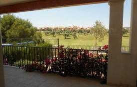 3 bedroom houses for sale in Algorfa. Fist-line golf villa of 3 bedrooms with private garden and BBQ area in La Finca, Algorfa