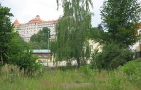 Development land for sale in the Czech Republic. Plot in the city center, Karlovy Vary, Czech Republic