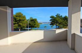 Apartments for sale in Zadar. Newly-built spacious apartment on the first line of the sea, Zadar, Croatia