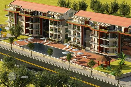 New home from developers for sale overseas. Apartment with 3 bedrooms and sea views in the center of Didim