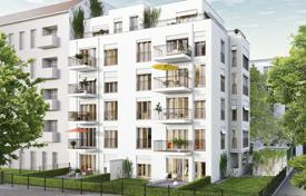 Property for sale in Central Europe. Modern apartment with a terrace, in a residence with a garden, in Wilmersdorf district, Berlin, Germany