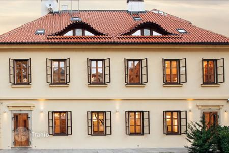 Luxury 6 bedroom houses for sale in Prague. Historic house in the centre of Prague (OLD TOWN)