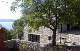 Two-storey house with a view of the sea, 150 meters from the beach, Hvar, Croatia for 350,000 €